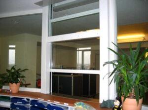Brandschutz-Schiebefenster
